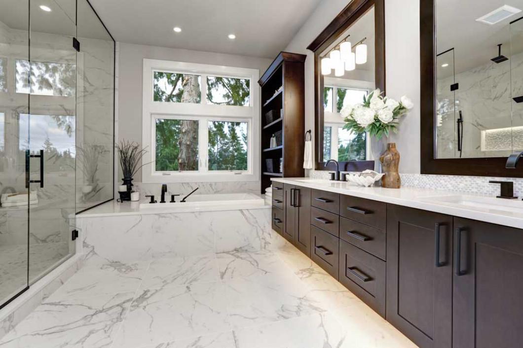 Turn Your Bathroom Into a Luxurious Spa